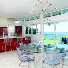 Contemporary Kitchen by MVGroupUSA