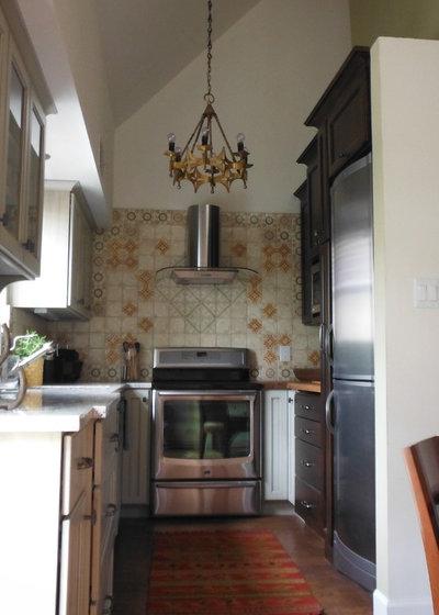 Cool classico cucina my compact kitchen with le pi belle cucine del mondo - Cucine con vetrate ...