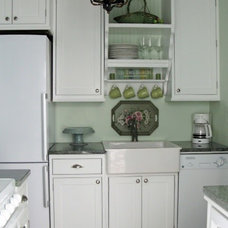 Traditional Kitchen by Erin O'Connor Design