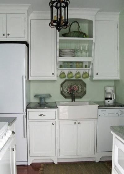 Cucine compatte moderne per piccoli spazi