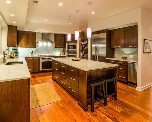 82 869 12x14 kitchen design ideas remodel pictures houzz for Kitchen design 14 x 12