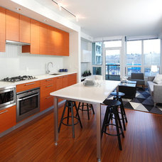 Contemporary Kitchen by i3 design group