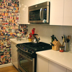 eclectic kitchen by nat the fat rat