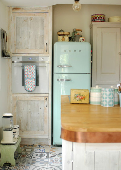 Scandinavian Kitchen by Patchwork Harmony