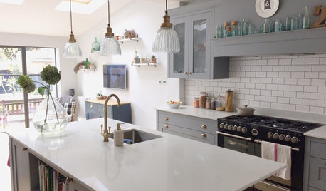 My Houzz: How We Revamped Our Damp Victorian Home