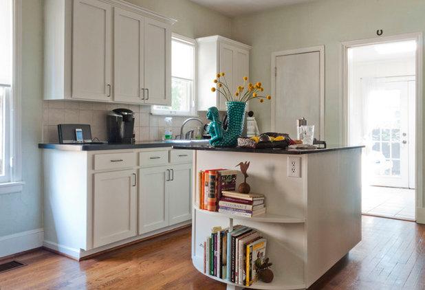 Contemporary Kitchen by Angela Flournoy