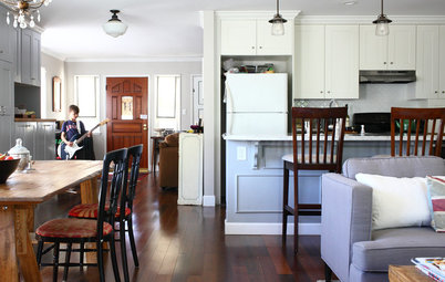 My Houzz: 1940s Fixer-Upper Grows Up With the Family