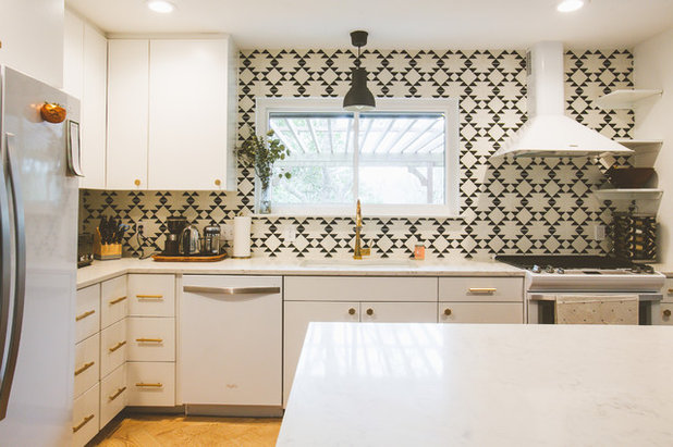 Eclectic Kitchen by Heather Banks