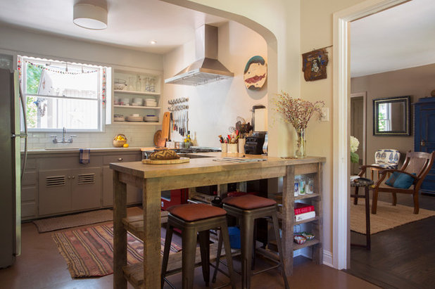 My Houzz: A 1941 DIY Cottage Update — Aided by a Lending Library