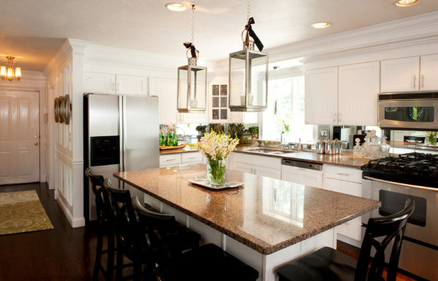 8 mirror types for a fantastic kitchen backsplash light gray kitchen cabinets paired with honed marble