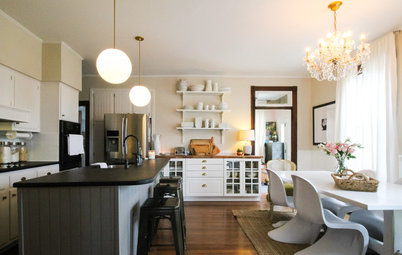 My Houzz: A Century's Worth of Charm in Maryland
