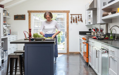 A Chef's Kitchen Renovation in Wine Country