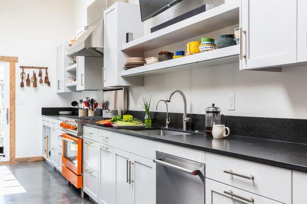 Contemporary Kitchen by Lauren Edith Andersen, Photographer