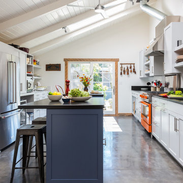 My Houzz: A Chef's Kitchen Renovation in Wine Country