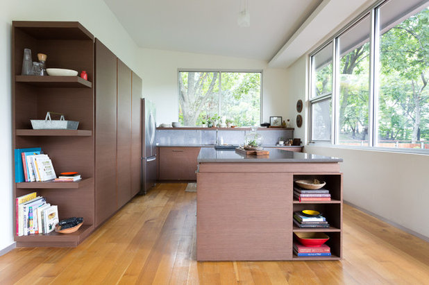 Contemporary Kitchen by Jessica Cain