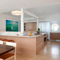 Contemporary Kitchen by Mary Prince