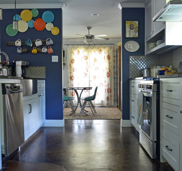 My Houzz: A Pay-It-Forward Kitchen Remodel In Dallas