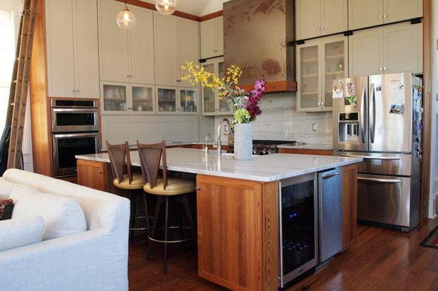 Popular Eclectic Kitchen by Kayla Stark