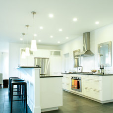 Contemporary Kitchen by Mary Prince Photography