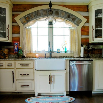 My Houzz: A Rustic, Stress-free Mountain Home in Mentone, Alabama