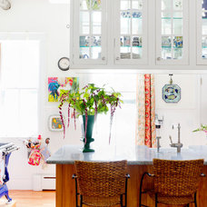 Eclectic Kitchen by Rikki Snyder
