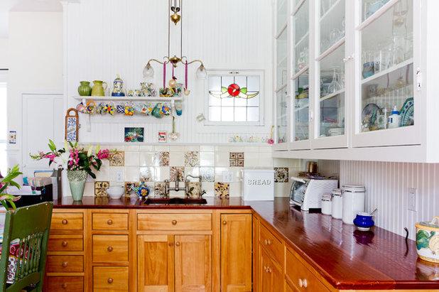 Victorian Kitchen by Rikki Snyder