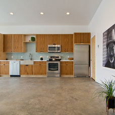 Midcentury Kitchen by Lucy Call