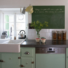 Farmhouse Kitchen by Jeni Lee