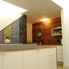 Eclectic Kitchen by Kara Mosher