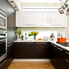 Contemporary Kitchen by Cynthia Lynn Photography