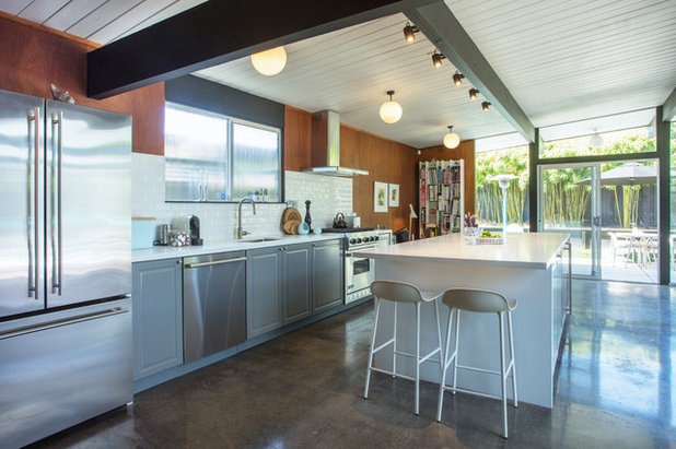 My Houzz: Updated Midcentury Home With Scandinavian Charm