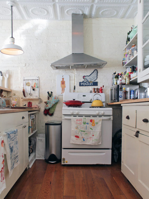 Brooklyn kitchen home design ideas, pictures, remodel and decor