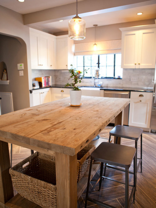 wood kitchen island home design ideas pictures remodel