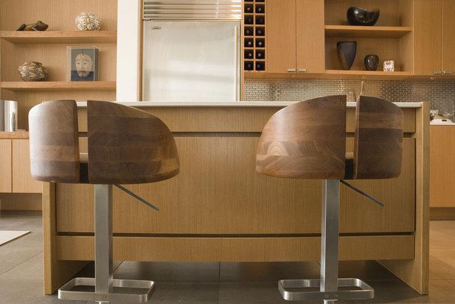 Contemporary Kitchen by Heather Merenda