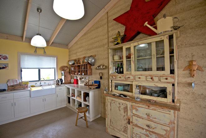 Rustic Kitchen by Jeni Lee