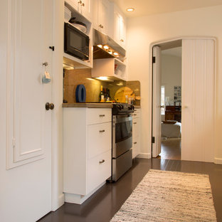Traditional kitchen photos - Example of a classic kitchen design in San Francisco