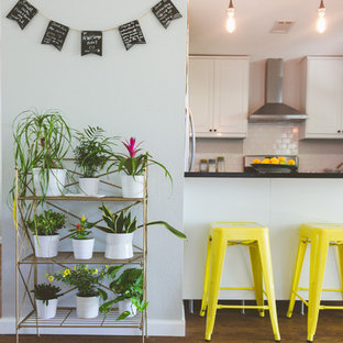 My Houzz: Blood, sweat and tears into a vintage eco friend Austin home
