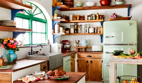 Houzz TV: Animals, Love and Color on a Florida Farm