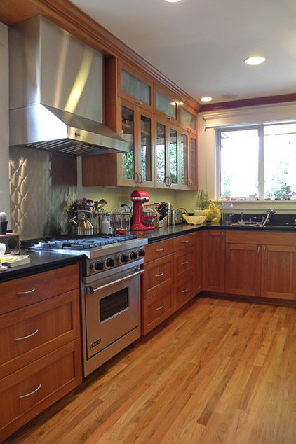 Craftsman Kitchen by Sarah Greenman