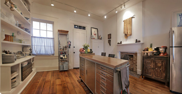 My Houzz Boutique Living In Downtown Louisville