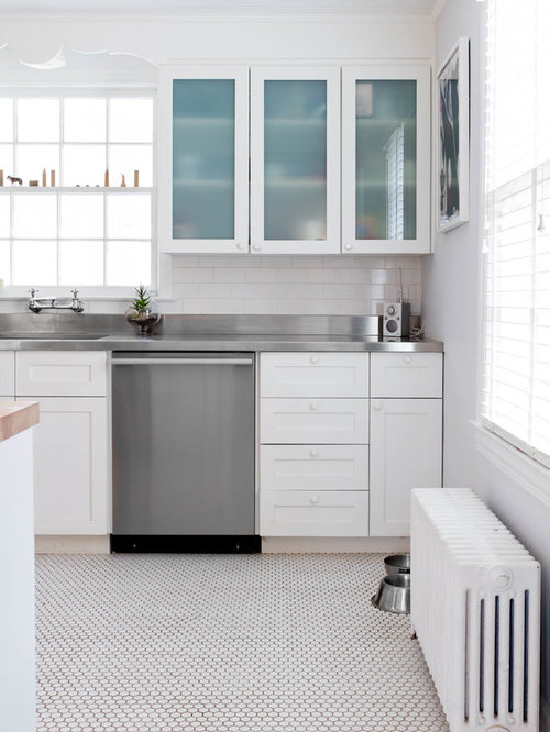 stainless steel countertops | houzz