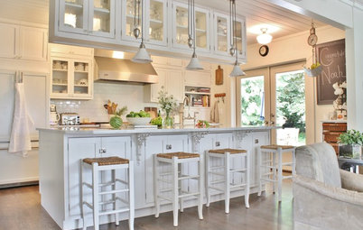 My Houzz: Highlighting Farmhouse Roots in a Seattle Suburb
