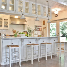 Farmhouse Kitchen by Kimberley Bryan