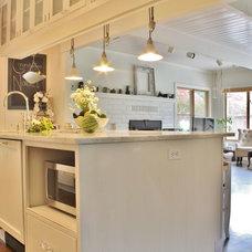 Farmhouse Kitchen by Kimberley Bryan