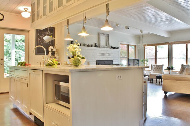 My Houzz Highlighting Farmhouse Roots In A Seattle Suburb