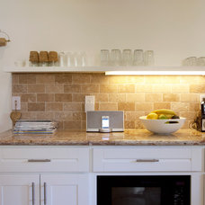Contemporary Kitchen by Margot Hartford Photography