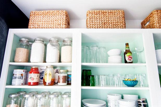 Transitional Kitchen by Alexandra Crafton