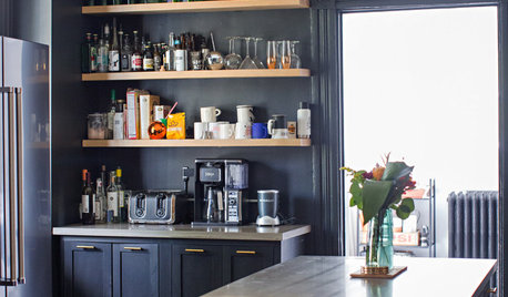 9 Kitchens Where Open Shelving Rules