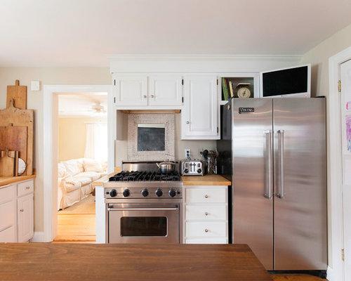 shabby chic style k chen ideen design bilder houzz. Black Bedroom Furniture Sets. Home Design Ideas