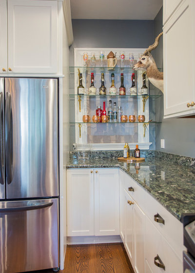 Eclectic Kitchen by Le Klein